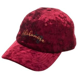 Harry Potter Velvet Hat ALOHOMORA SPELL Official